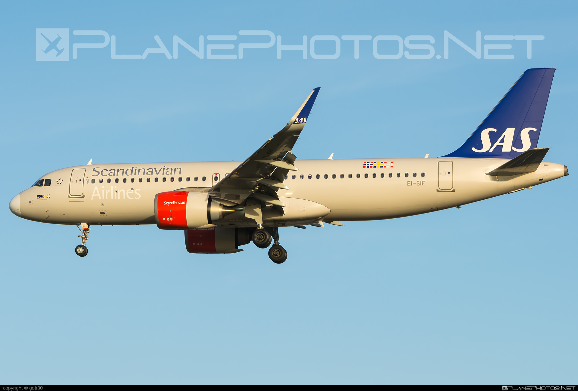 Airbus A320-251N - EI-SIE operated by Scandinavian Airlines Ireland (SAS Ireland) #a320 #a320family #a320neo #airbus #airbus320 #sas #sasairlines #sasireland #scandinavianairlines #scandinavianairlinesireland