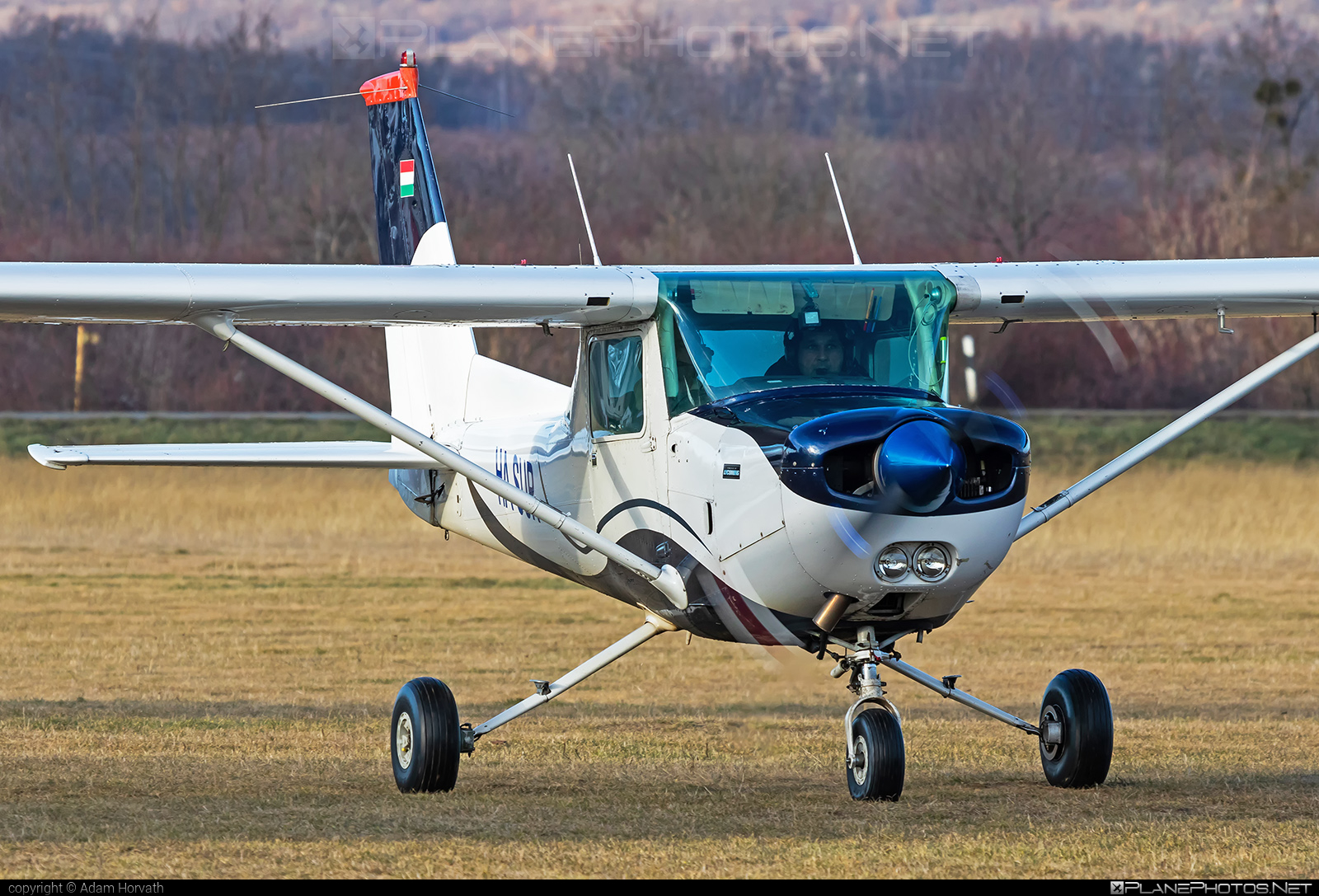 Cessna 152 II - HA-SUR operated by Private operator #cessna #cessna152 #cessna152ii