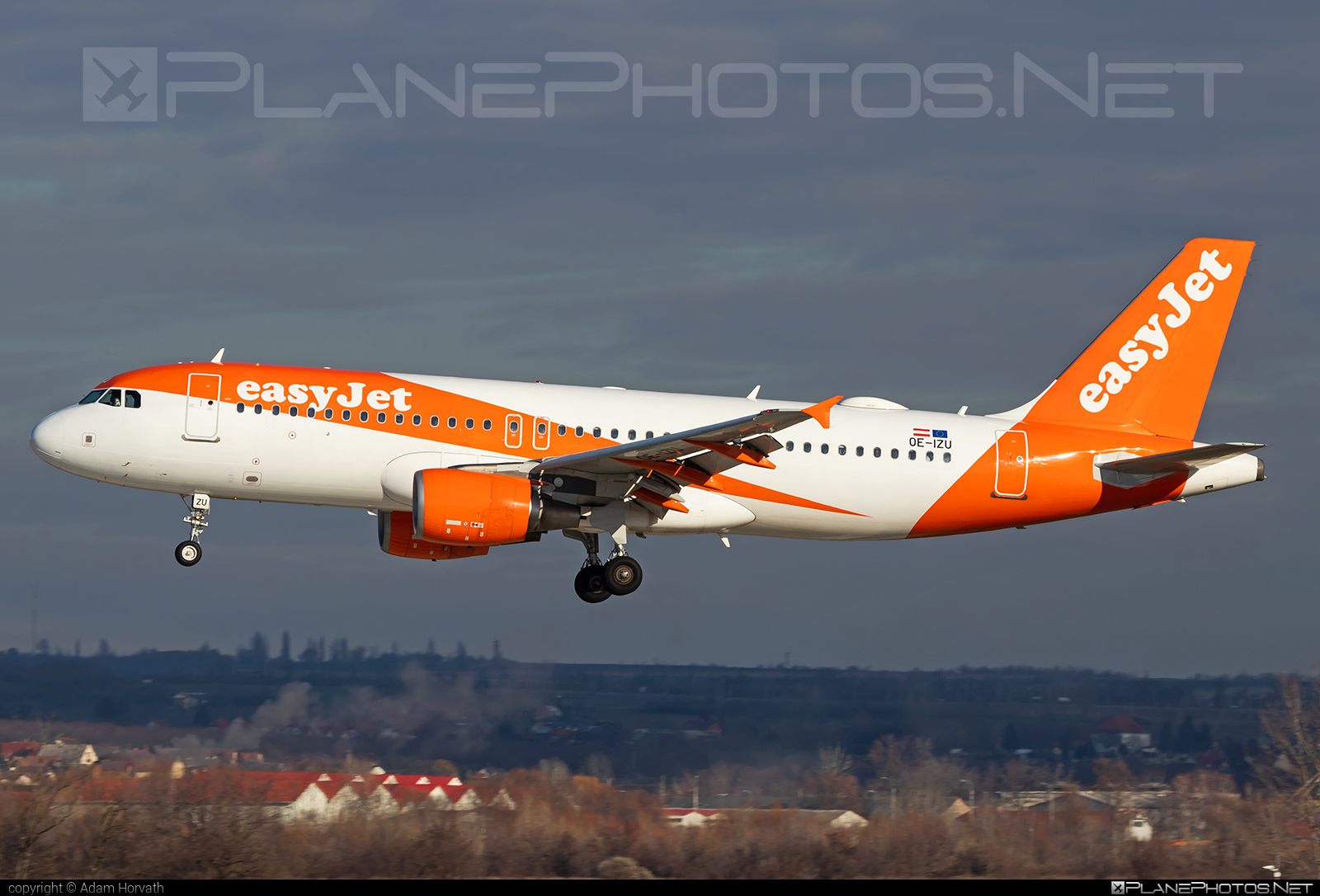 Airbus A320-214 - OE-IZU operated by easyJet Europe #a320 #a320family #airbus #airbus320 #easyjet #easyjeteurope