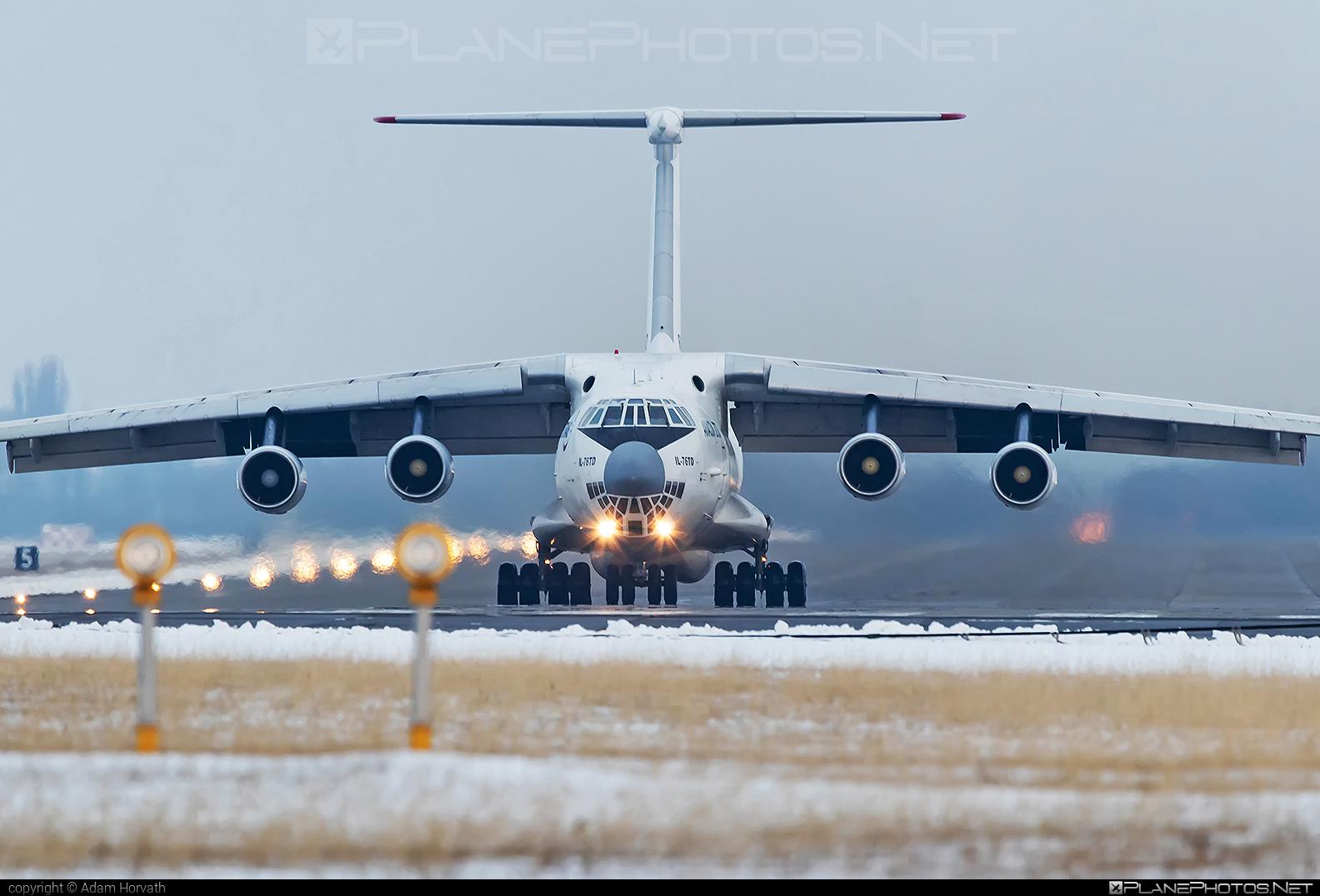 Aviacon Zitotrans Ilyushin Il-76TD - RA-76842 #il76 #il76td #ilyushin