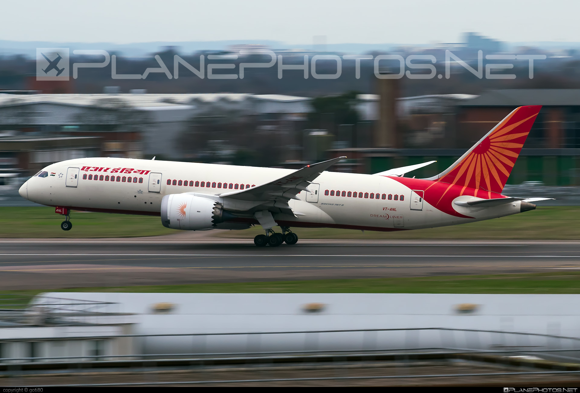 Boeing 787-8 Dreamliner - VT-ANL operated by Air India #b787 #boeing #boeing787 #dreamliner