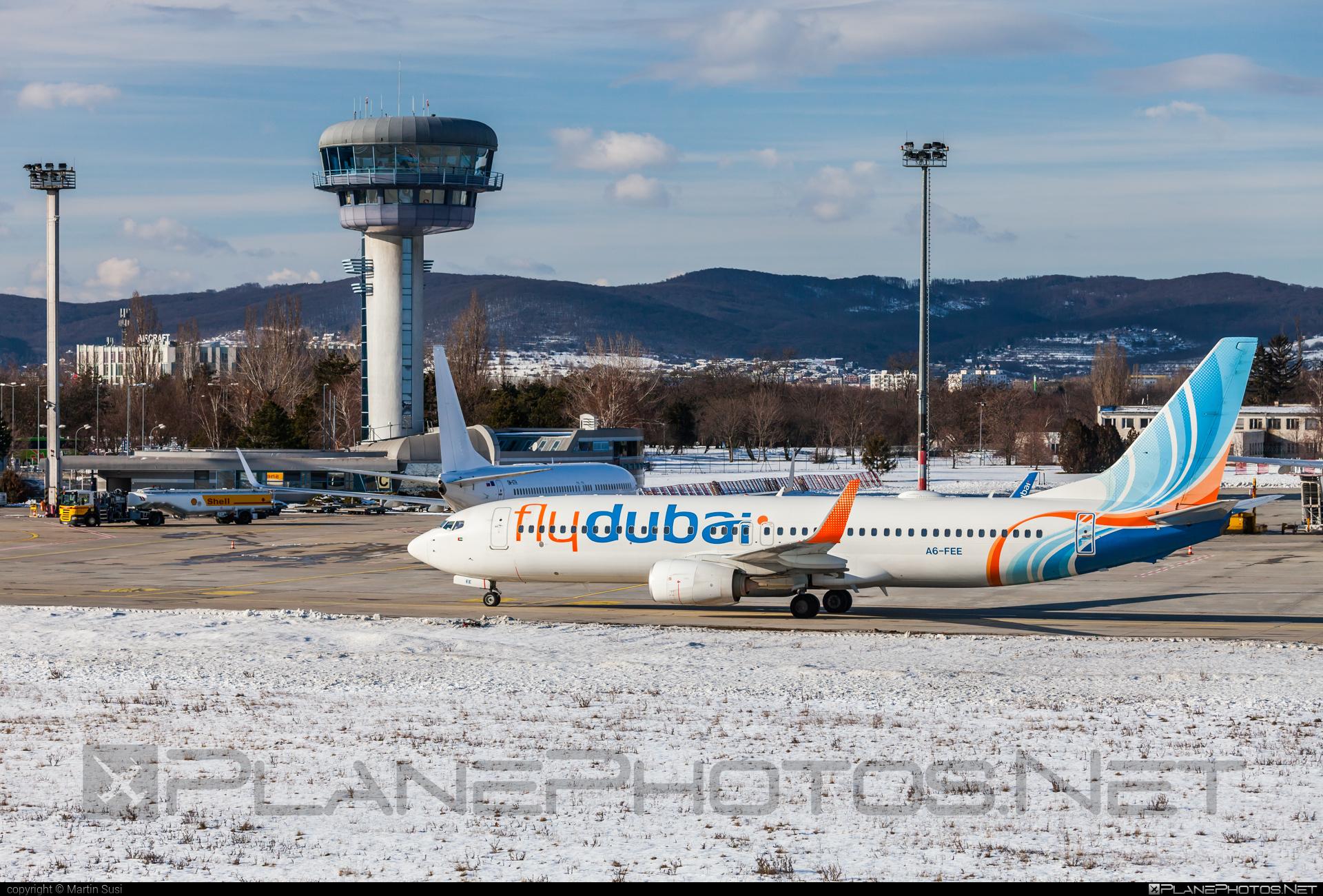 Boeing 737-800 - A6-FEE operated by flydubai #b737 #b737nextgen #b737ng #boeing #boeing737