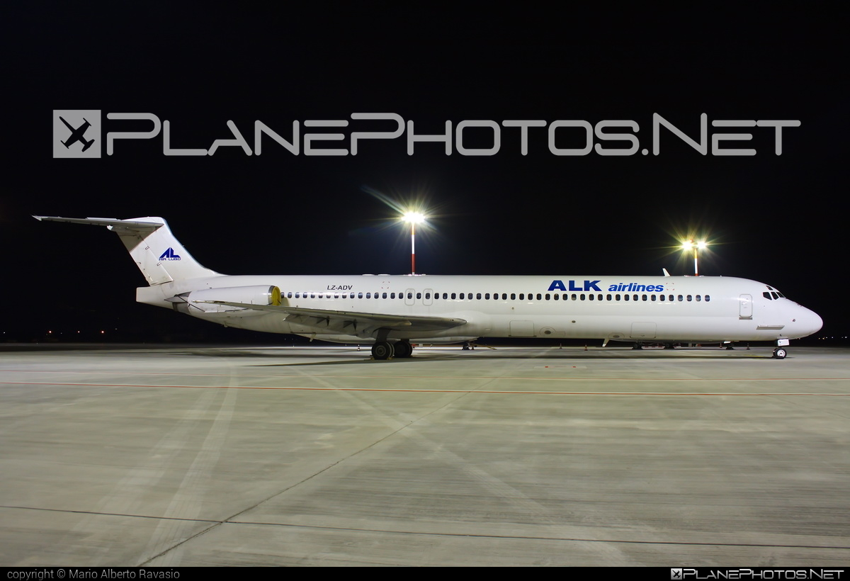 ALK Airlines McDonnell Douglas MD-82 - LZ-ADV #mcdonnelldouglas #mcdonnelldouglas80 #mcdonnelldouglas82 #mcdonnelldouglasmd80 #mcdonnelldouglasmd82 #md80 #md82