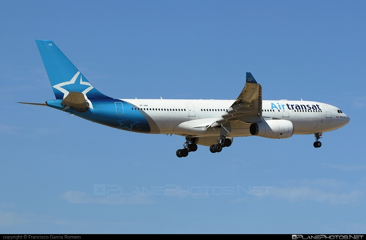 Airbus A330-243 - OY-VKK operated by Thomas Cook Airlines Scandinavia #a330 #a330family #airbus #airbus330