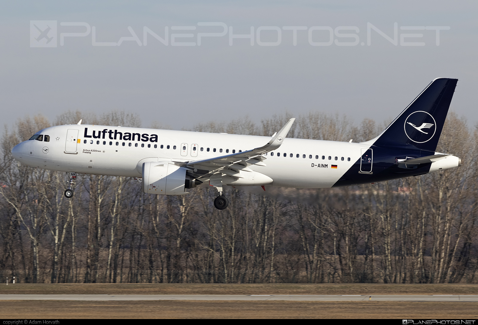 Airbus A320-271N - D-AINM operated by Lufthansa #a320 #a320family #a320neo #airbus #airbus320 #lufthansa