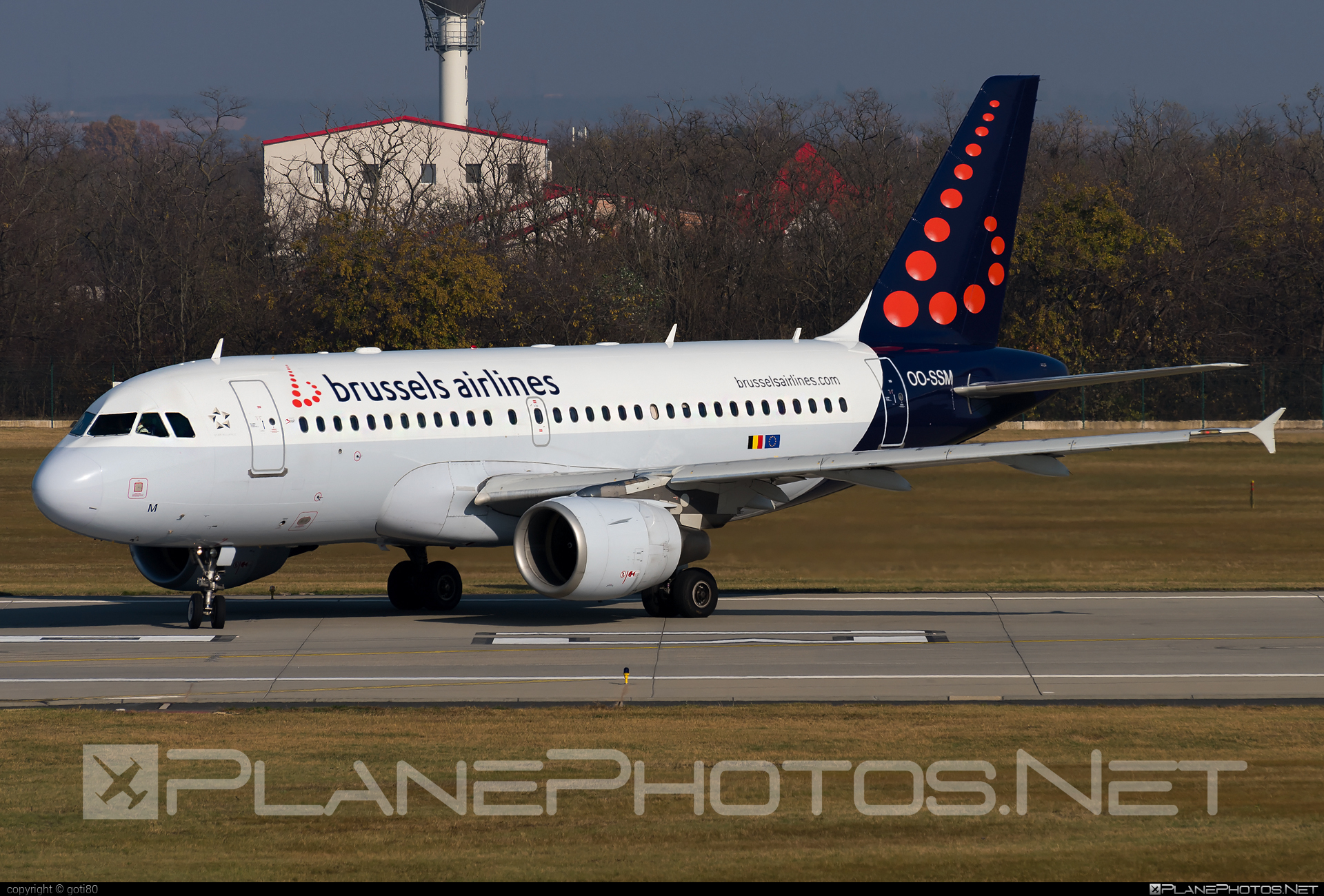 Airbus A319-112 - OO-SSM operated by Brussels Airlines #a319 #a320family #airbus #airbus319 #brusselsairlines