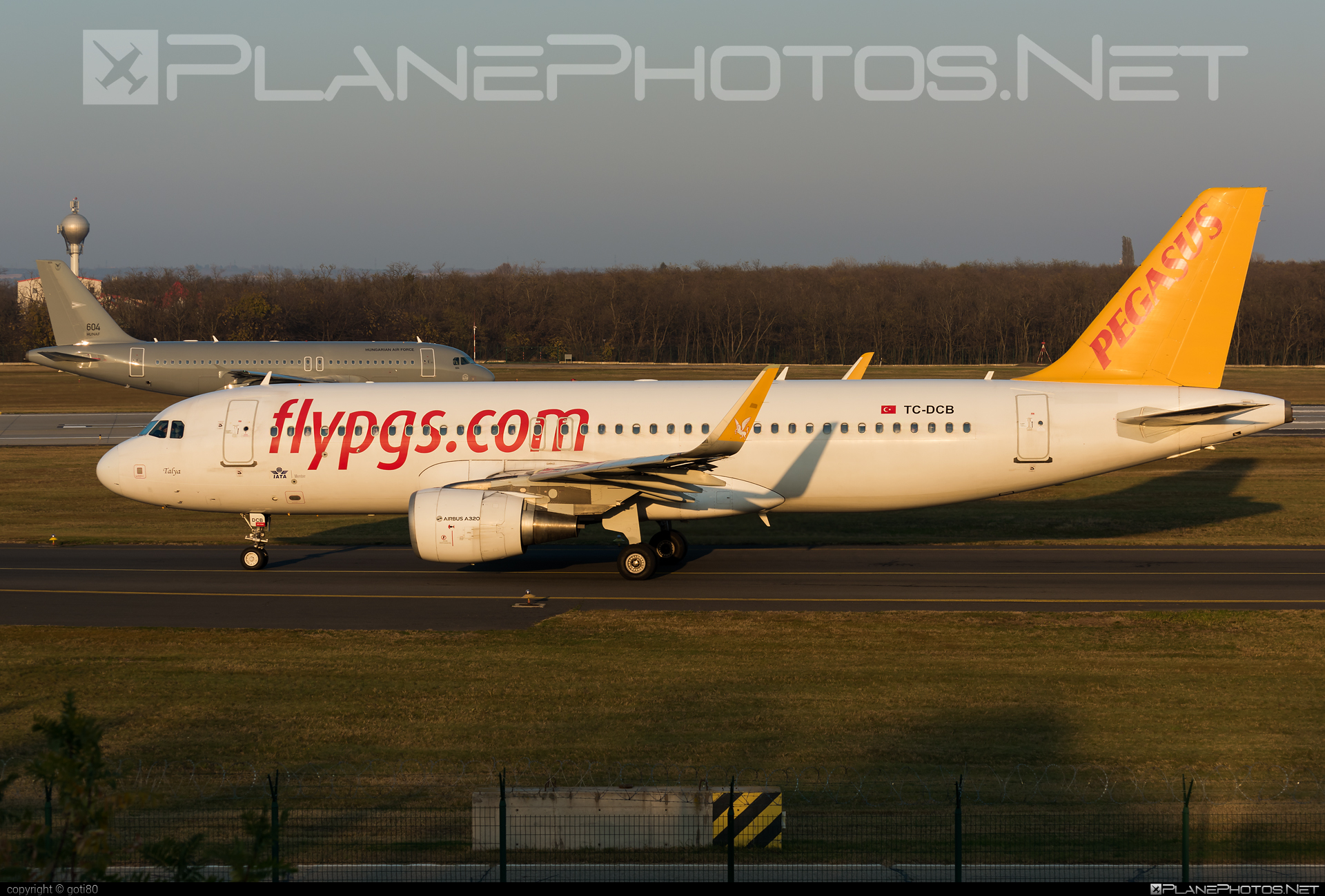 Airbus A320-214 - TC-DCB operated by Pegasus Airlines #a320 #a320family #airbus #airbus320
