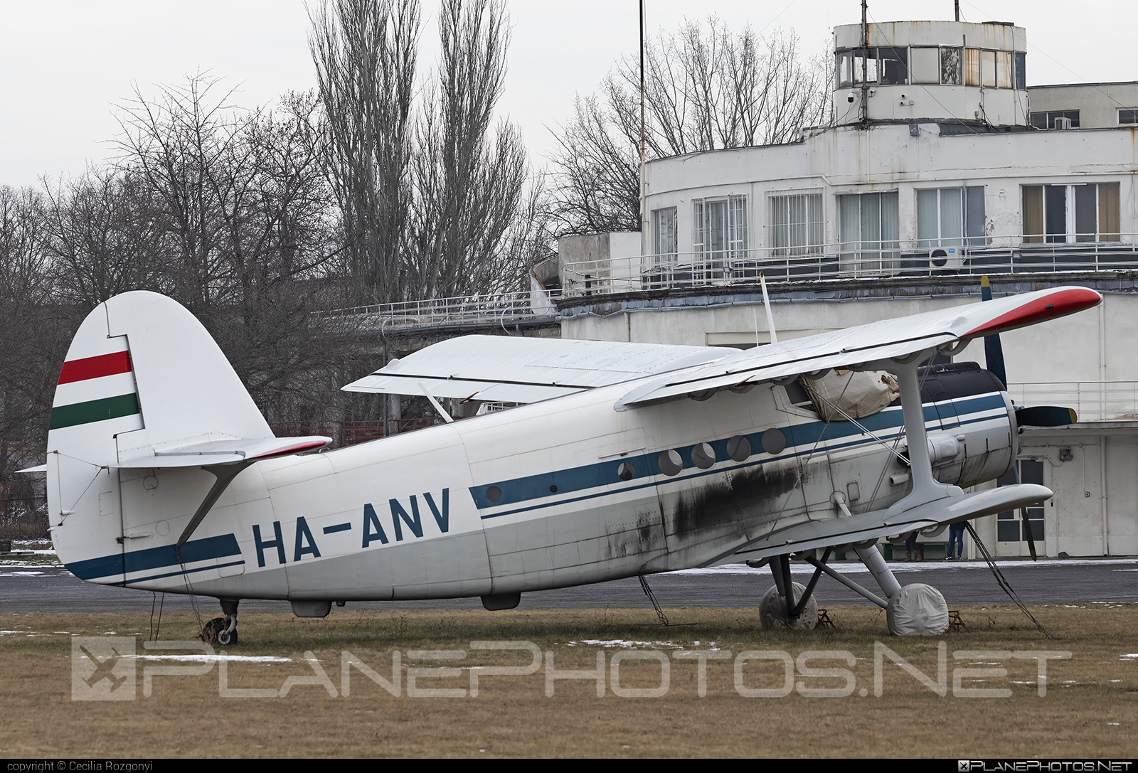 PZL-Mielec An-2P - HA-ANV operated by Private operator #an2 #an2p #antonov2 #pzl #pzlmielec