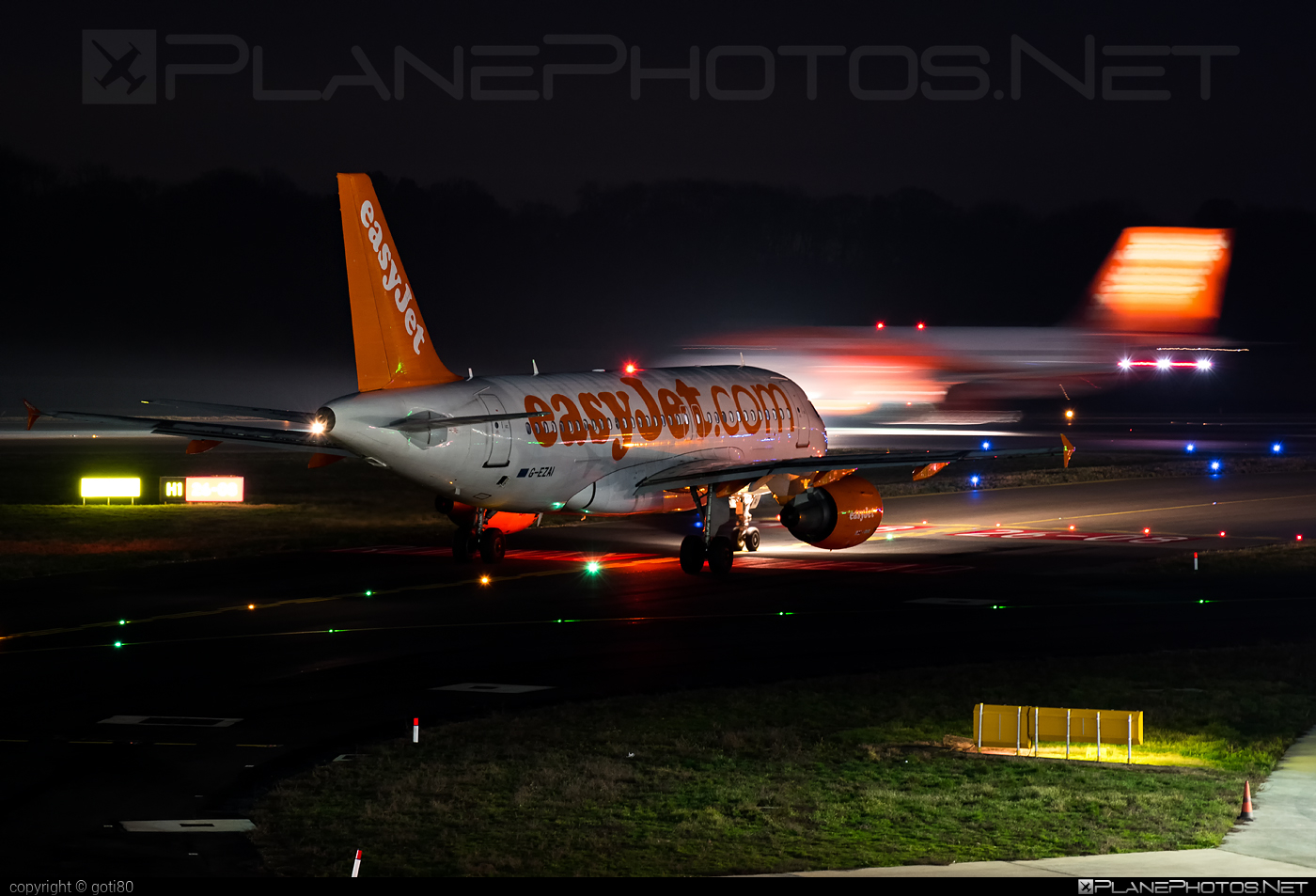 Airbus A319-111 - G-EZAI operated by easyJet #a319 #a320family #airbus #airbus319 #easyjet
