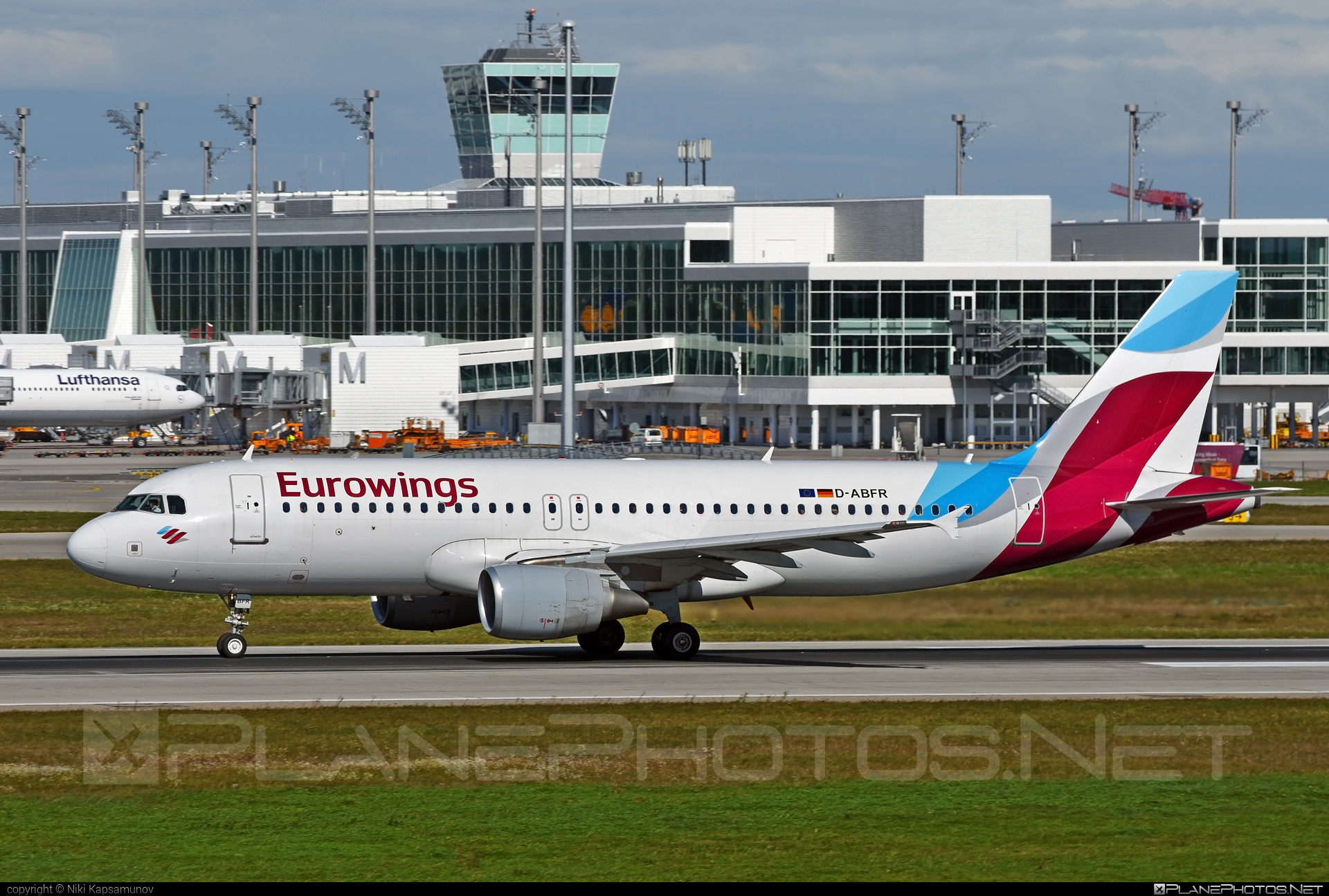 Airbus A320-214 - D-ABFR operated by Eurowings #a320 #a320family #airbus #airbus320 #eurowings