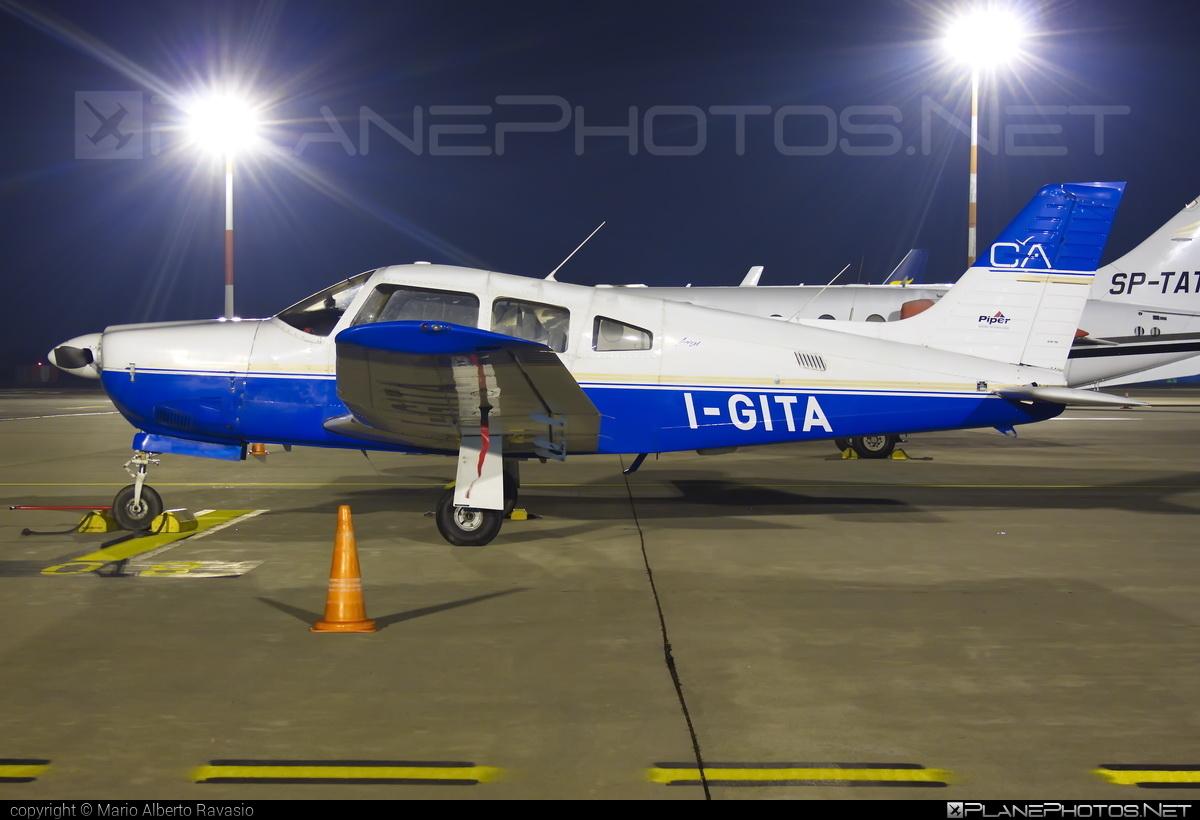 Piper PA-28R-201 Cherokee Arrow III - I-GITA operated by Cantor Air #cantorair #cherokeearrow #cherokeearrowiii #pa28 #pa28r201 #piper #pipercherokee #pipercherokeecarrow
