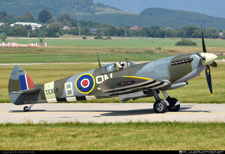 Supermarine Spitfire LF Mk.XVIe Operated By