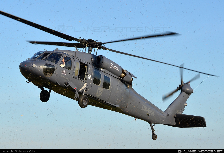 Sikorsky UH-60A Black Hawk - OM-BHK operated by Slovak Training Academy #blackhawk #sikorsky #slovaktrainingacademy #uh60 #uh60a #uh60blackhawk