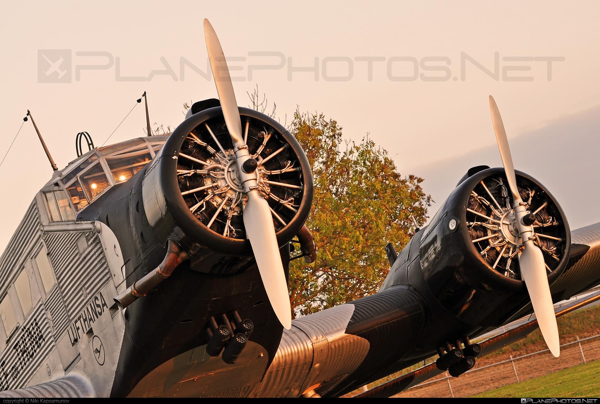 Lufthansa CASA 352L - D-ANOY #casa #casa352 #casa352l #ju52 #junkers52 #junkersju52 #lufthansa