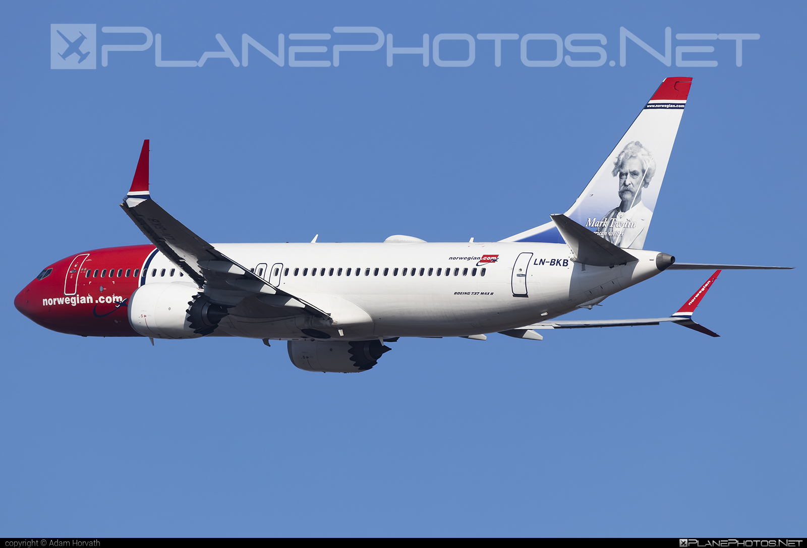 Norwegian Air Shuttle Boeing 737-8 MAX - LN-BKB #b737 #b737max #boeing #boeing737 #norwegian #norwegianair #norwegianairshuttle