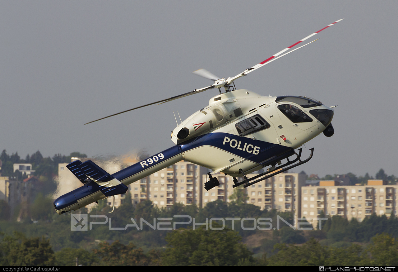 Rendőrség (Hungarian Police) MD Helicopters MD-902 Explorer - R909 #hungarianpolice #mdhelicopters #rendorseg