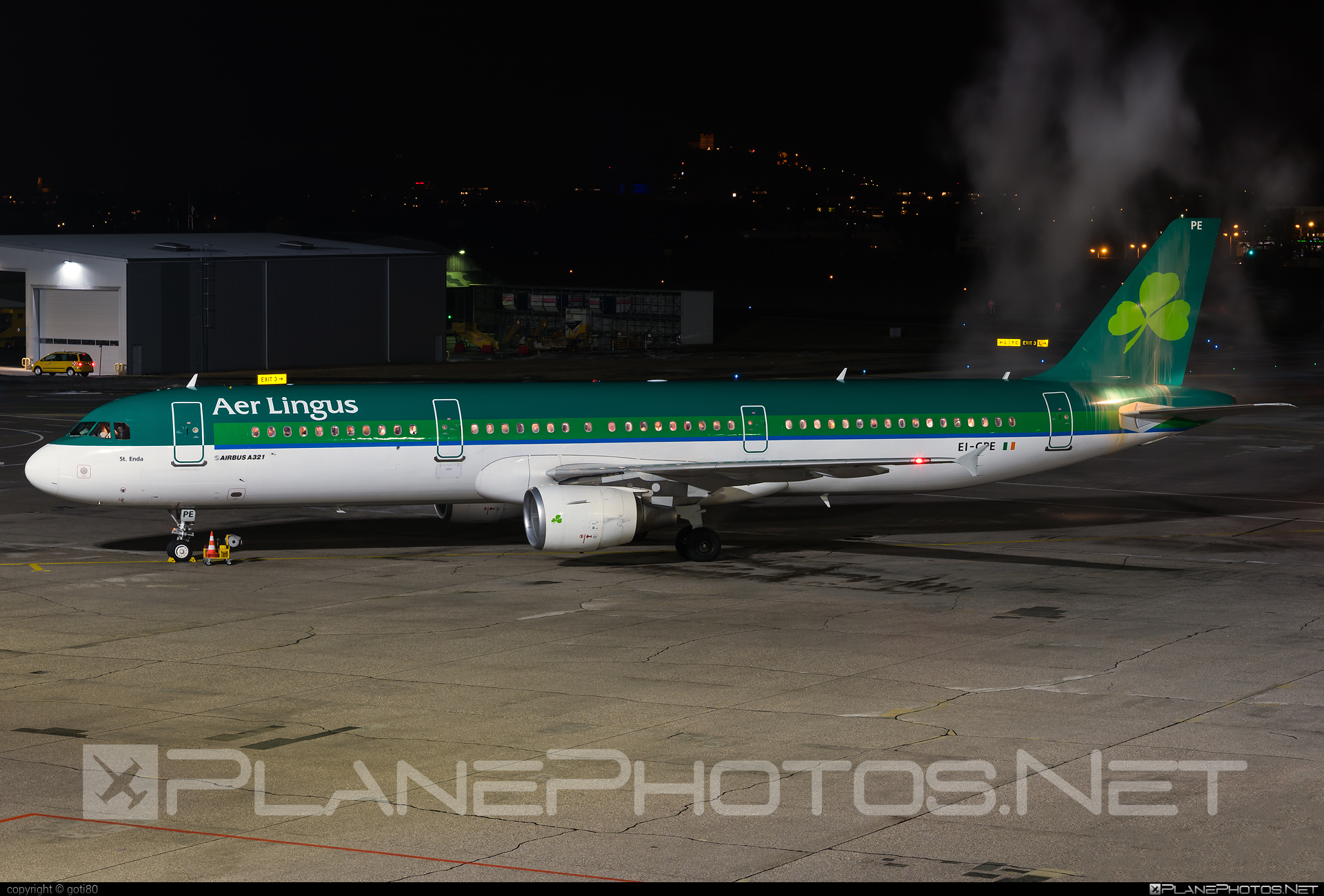 Airbus A321-211 - EI-CPE operated by Aer Lingus #a320family #a321 #aerlingus #airbus #airbus321