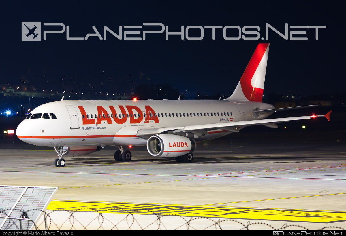 Airbus A320-232 - OE-LOJ operated by LaudaMotion #a320 #a320family #airbus #airbus320 #laudamotion