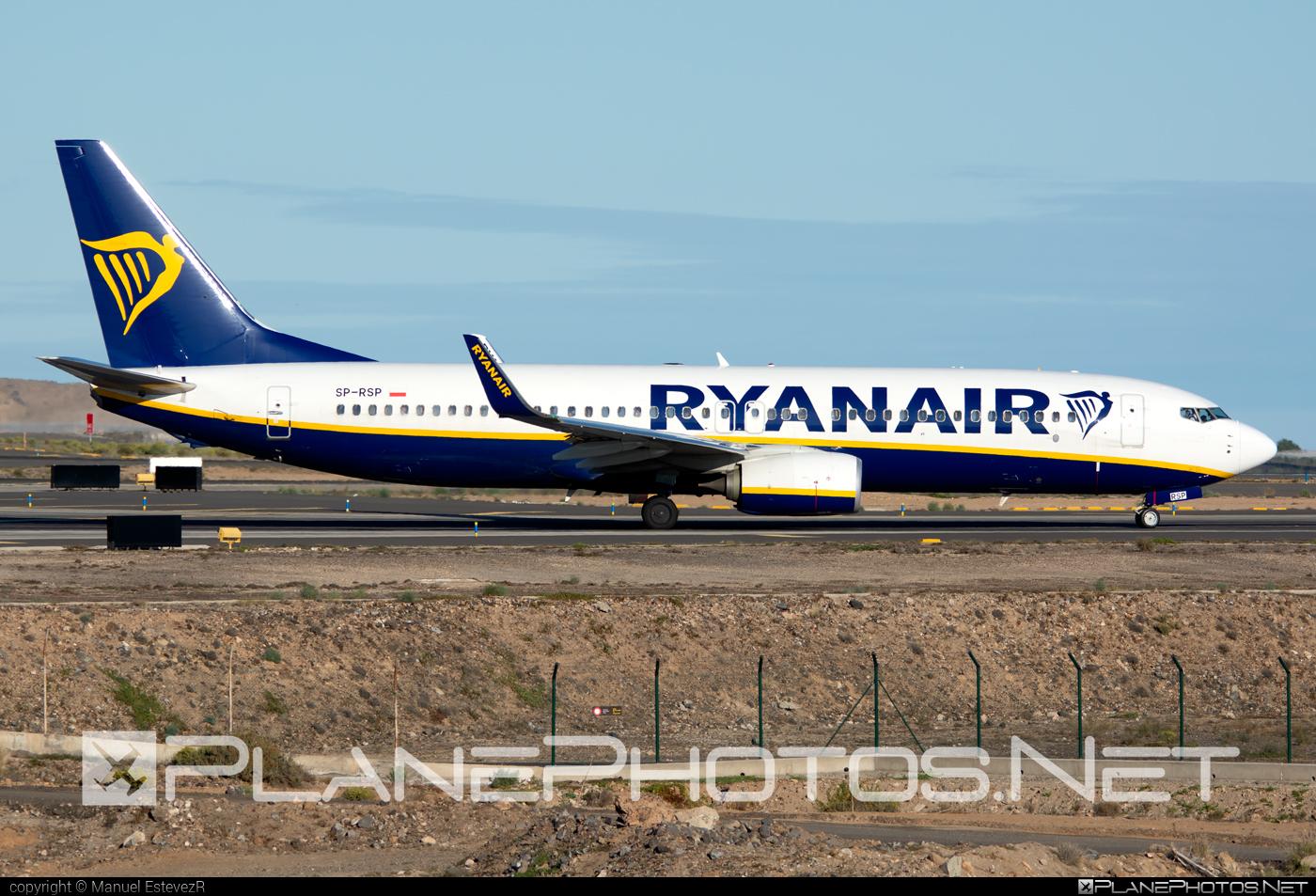 Ryanair Sun Boeing 737-800 - SP-RSP #b737 #b737nextgen #b737ng #boeing #boeing737 #ryanair #ryanairsun