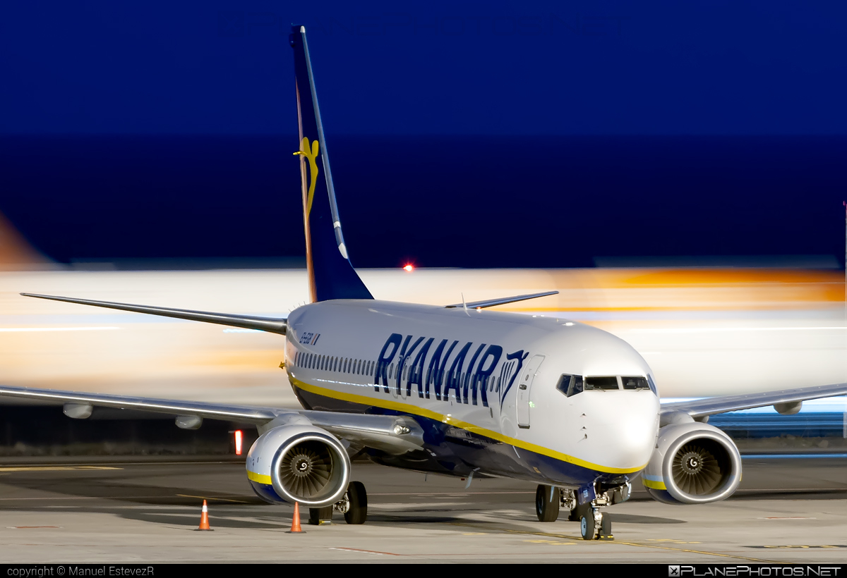 Boeing 737-800 - EI-EGB operated by Ryanair #b737 #b737nextgen #b737ng #boeing #boeing737 #ryanair