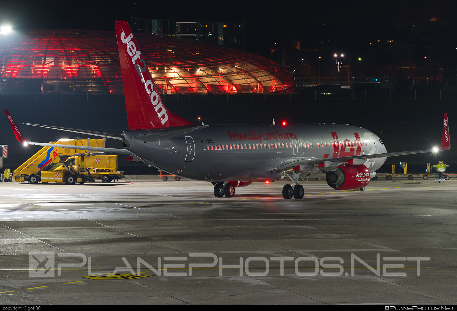 Boeing 737-800 - G-JZBL operated by Jet2 #b737 #b737nextgen #b737ng #boeing #boeing737 #jet2