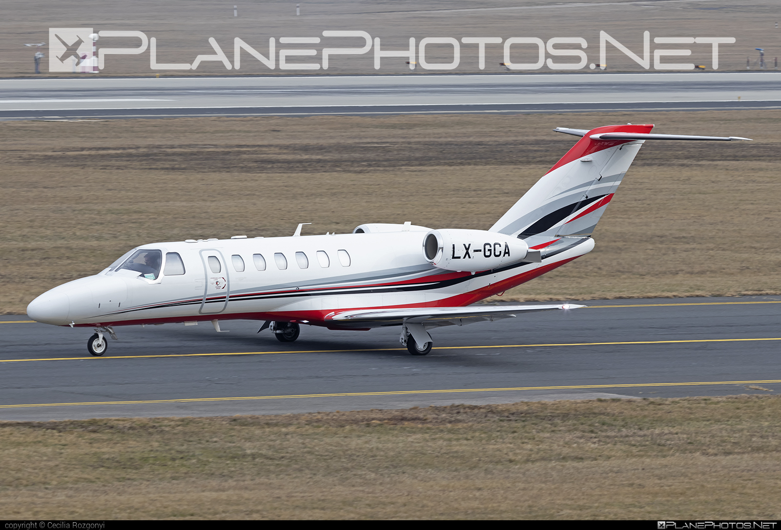 Cessna 525B Citation CJ3 - LX-GCA operated by Private operator #cessna #cessna525 #cessna525b #cessnacitation #citationjet #citationjet3 #cj3