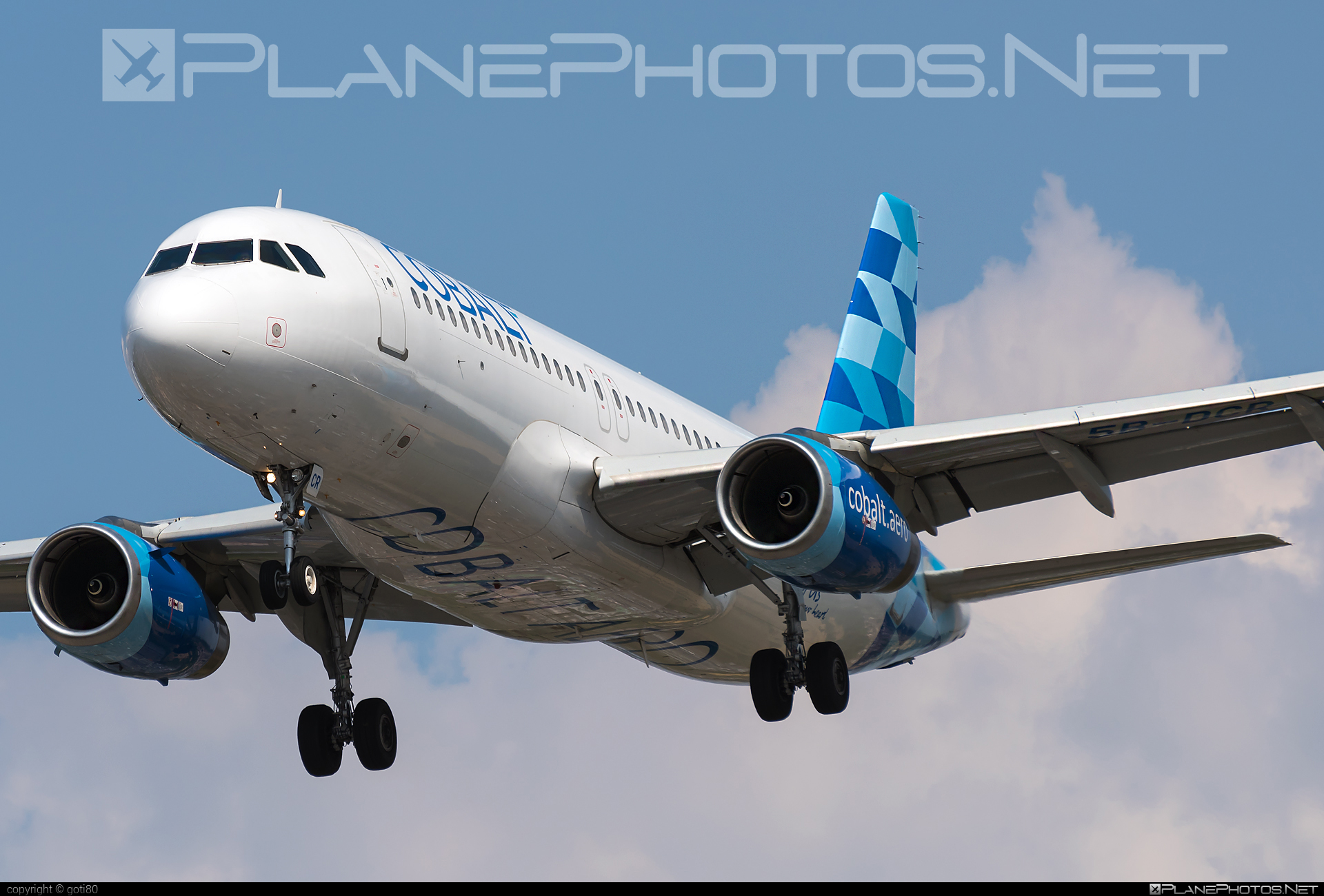 Airbus A320-232 - 5B-DCR operated by Cobalt #a320 #a320family #airbus #airbus320 #cobalt #cobaltair