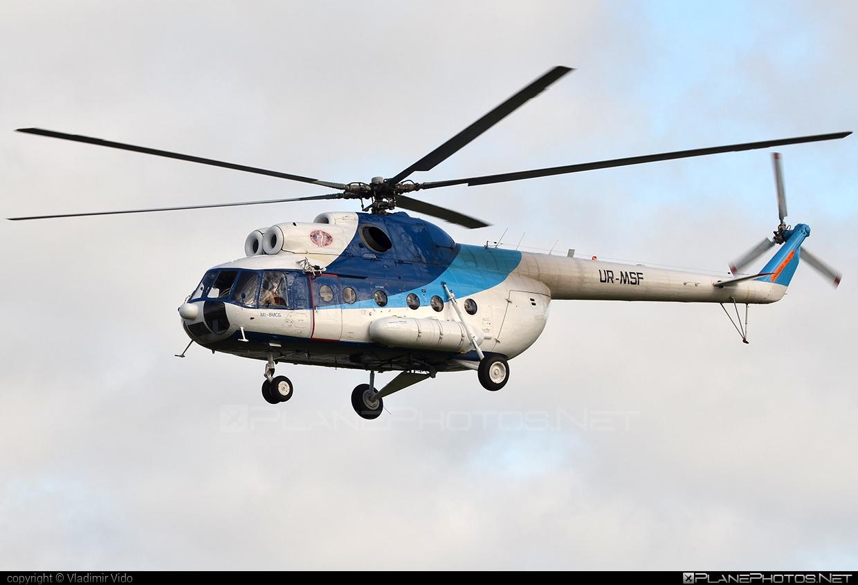 Motor Sich Airline Mil Mi-8MSB - UR-MSF #mi8 #mi8msb #mil #mil8 #mil8msb #milhelicopters