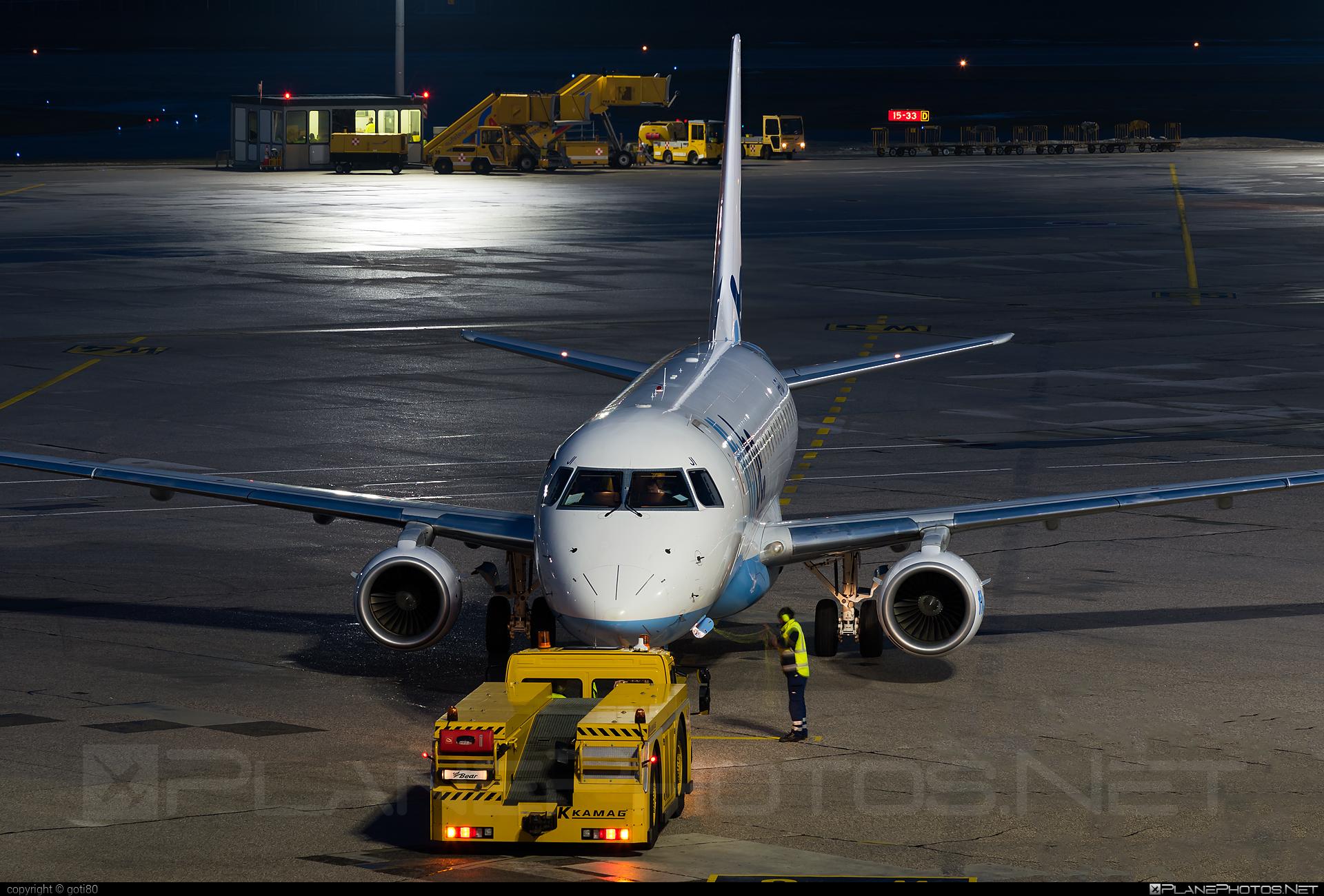 Embraer E175STD (ERJ-170-200STD) - G-FBJI operated by Flybe #e175 #embraer #embraer175 #embraer175std #erj170200 #erj170200std #erj175 #erj175std