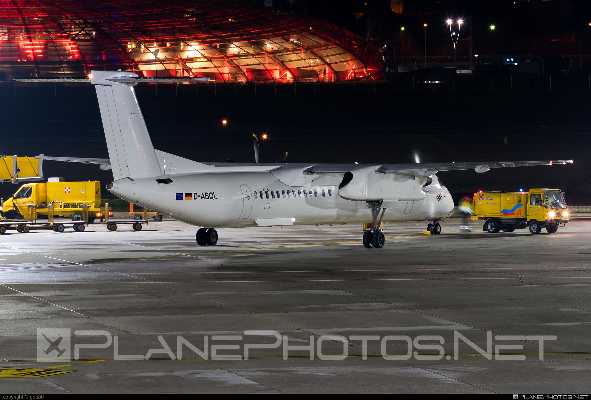 Bombardier DHC-8-Q402 Dash 8 - D-ABQL operated by Eurowings #bombardier #eurowings