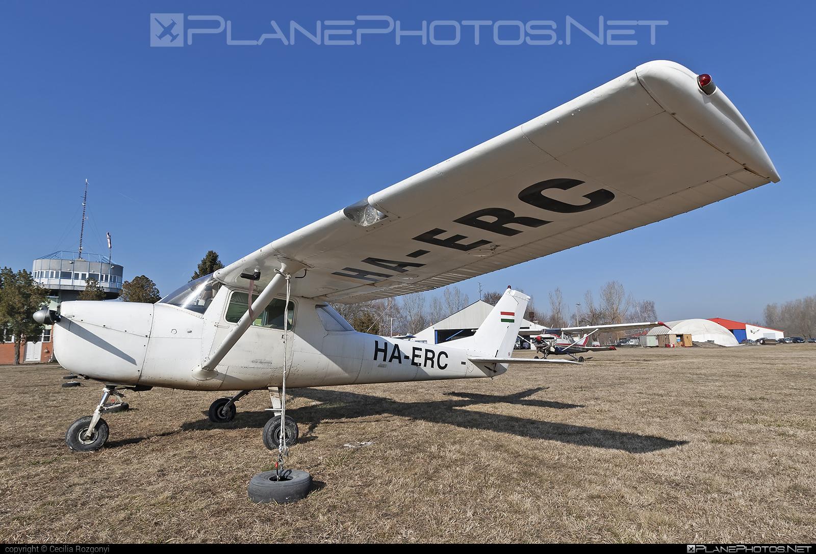 Cessna 150H - HA-ERC operated by Private operator #cessna