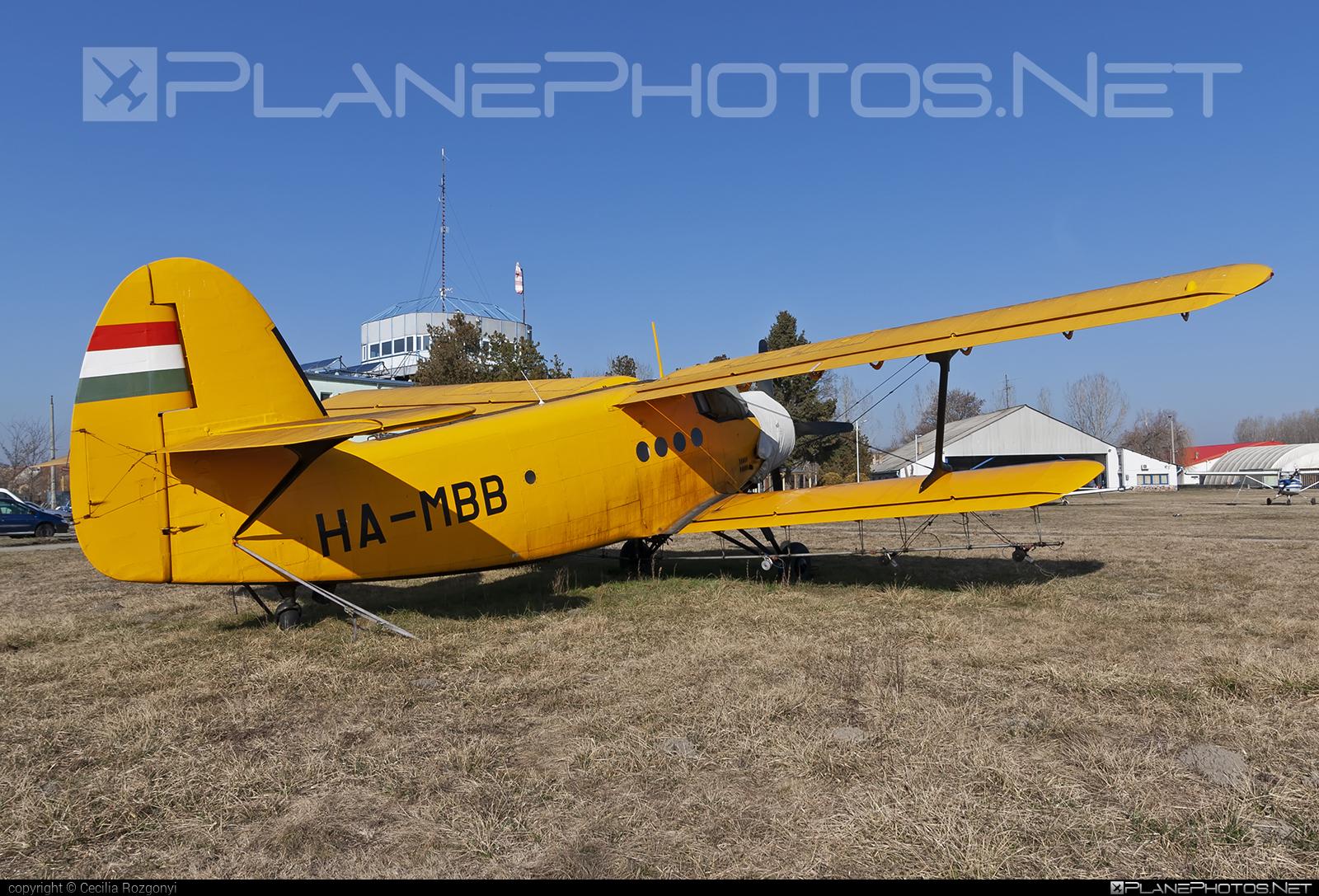 PZL-Mielec An-2R - HA-MBB operated by Private operator #an2 #an2r #antonov2 #pzl #pzlmielec