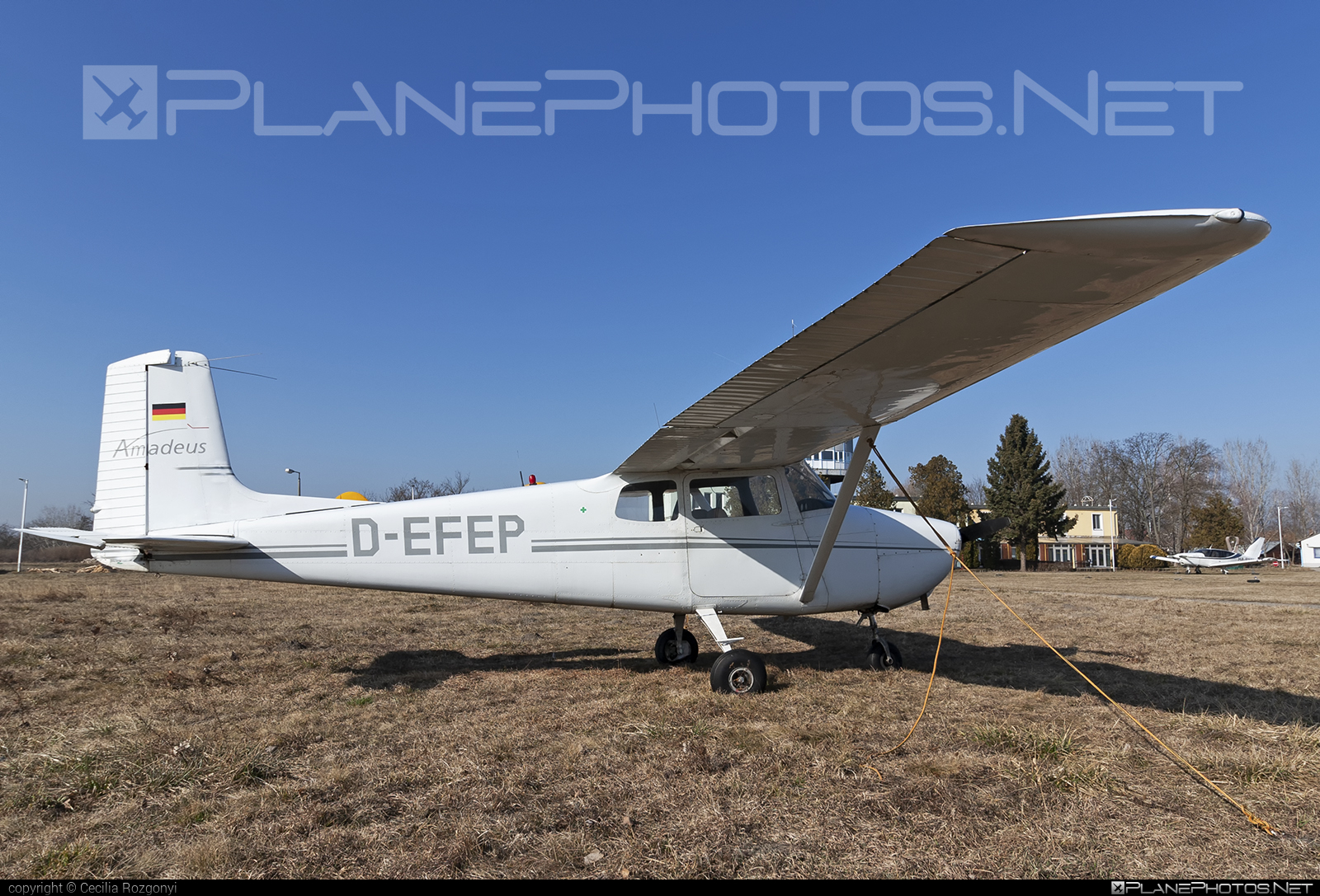 Cessna 172A Skyhawk - D-EFEP operated by Private operator #cessna #cessna172 #cessna172a #cessna172askyhawk #cessna172skyhawk #cessnaskyhawk