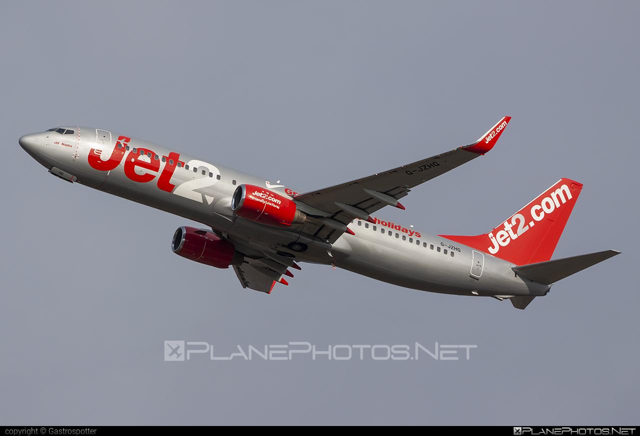 Boeing 737-800 - G-JZHG operated by Jet2 #b737 #b737nextgen #b737ng #boeing #boeing737 #jet2