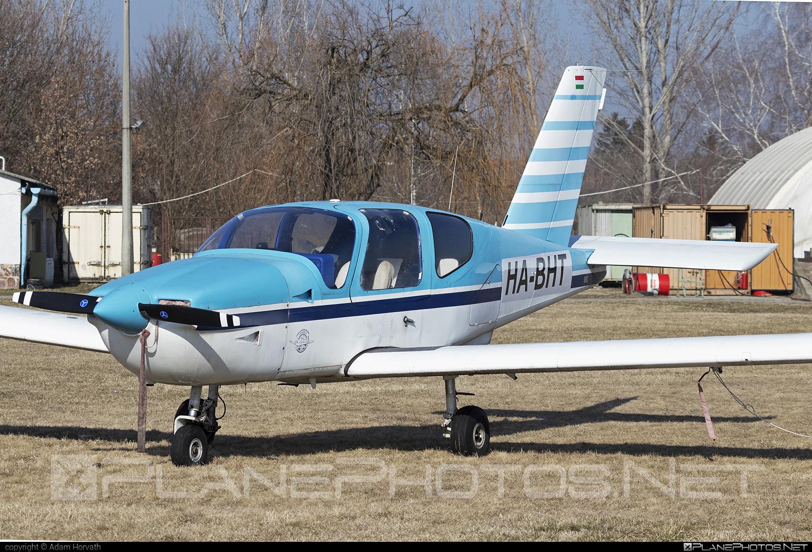 Socata TB9 Tampico - HA-BHT operated by Private operator #socata