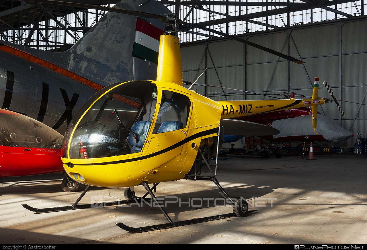 Robinson R22 Beta II - HA-MIZ operated by Private operator #robinson