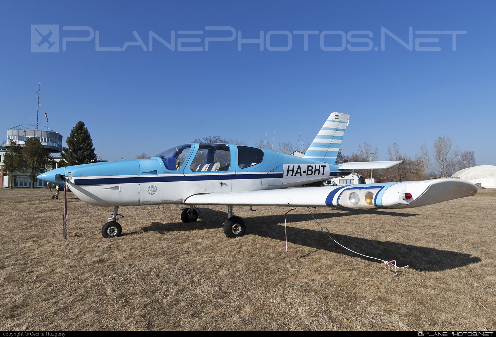 Socata TB9 Tampico - HA-BHT operated by Private operator #socata
