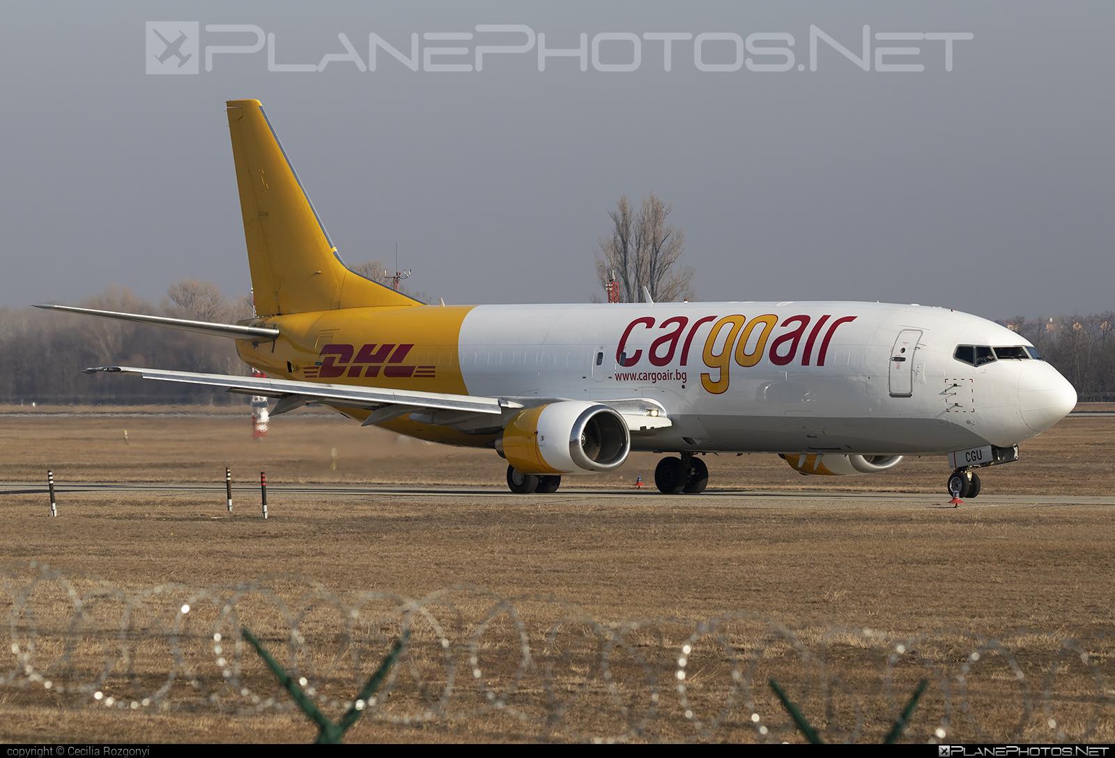 Boeing 737-400SF - LZ-CGU operated by Cargo Air #b737 #b737freighter #b737sf #boeing #boeing737