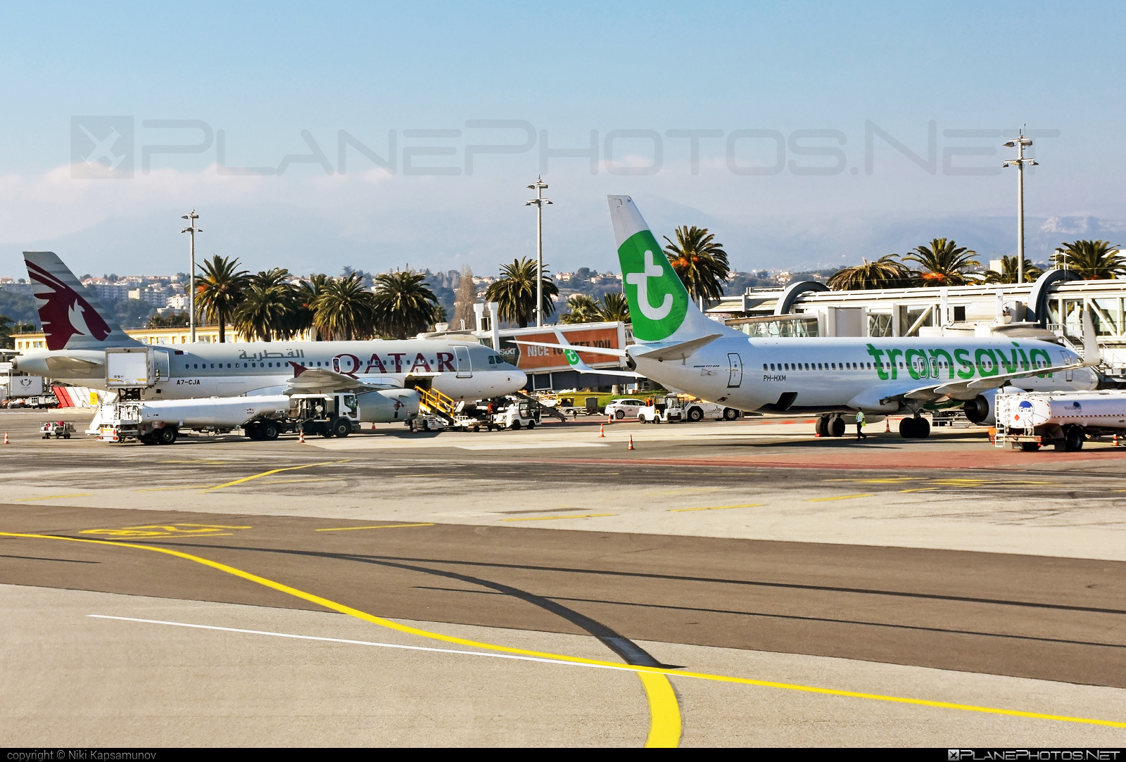 Boeing 737-800 - PH-HXM operated by Transavia Airlines #b737 #b737nextgen #b737ng #boeing #boeing737 #transavia #transaviaairlines