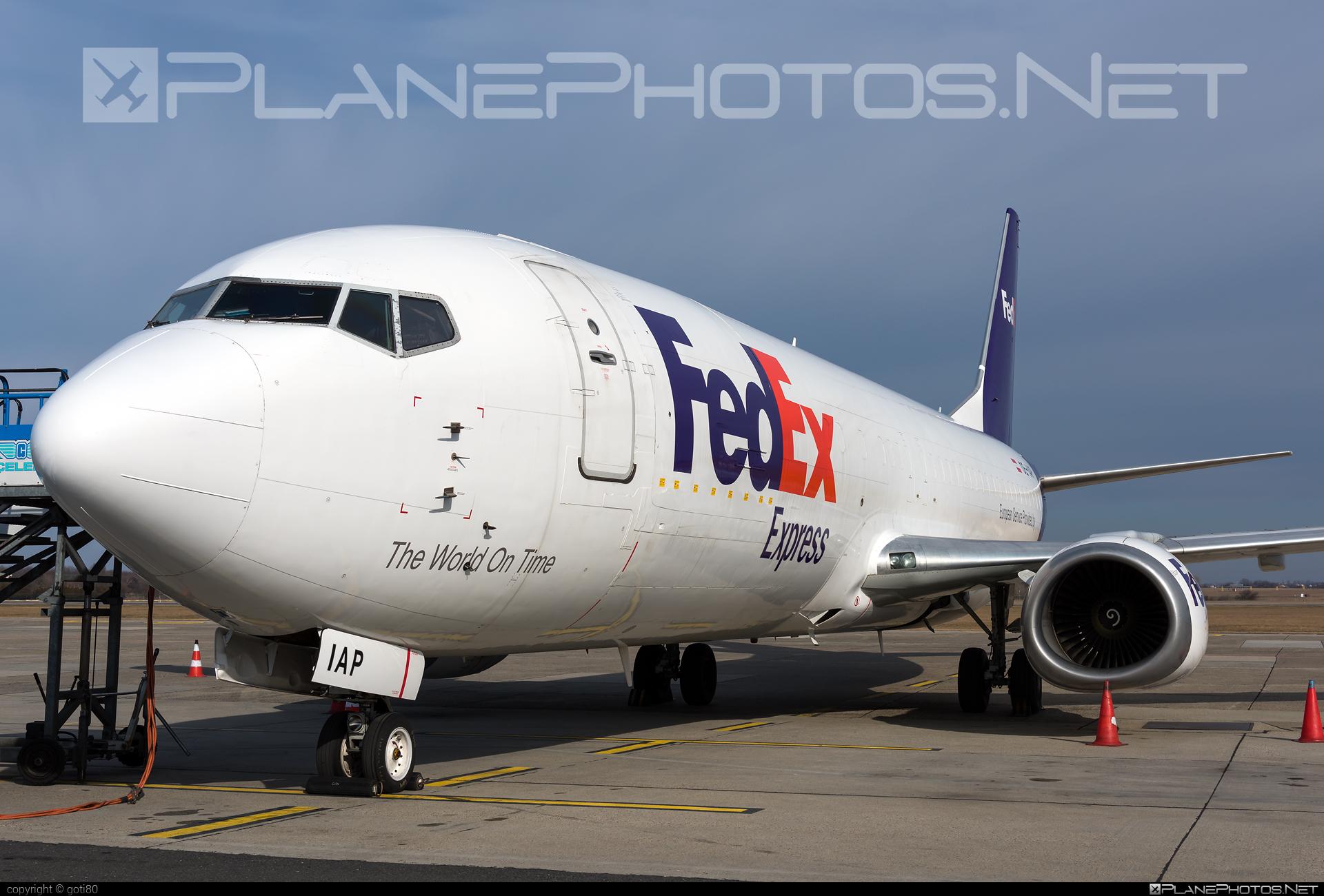 Boeing 737-400SF - OE-IAP operated by ASL Airlines Belgium #aslairlines #aslairlinesbelgium #b737 #b737freighter #b737sf #boeing #boeing737