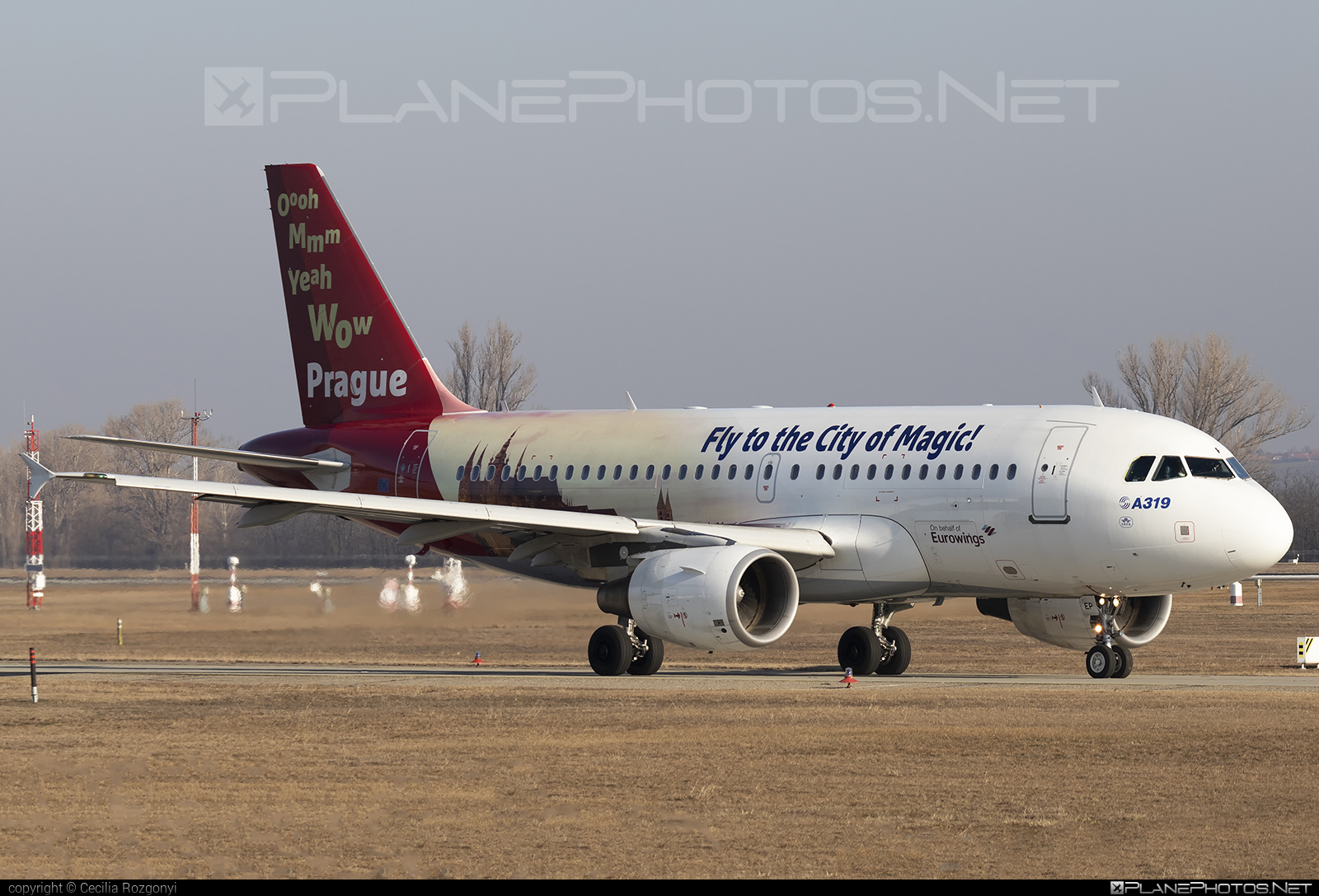 Airbus A319-112 - OK-NEP operated by Eurowings #a319 #a320family #airbus #airbus319 #eurowings