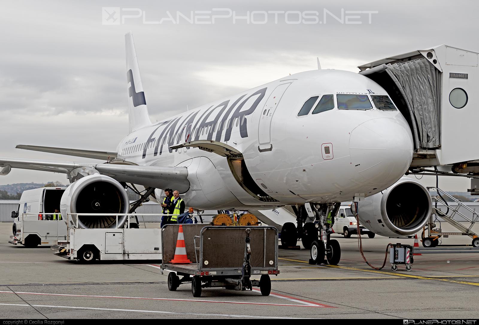 Airbus A320-214 - OH-LXL operated by Finnair #a320 #a320family #airbus #airbus320 #finnair