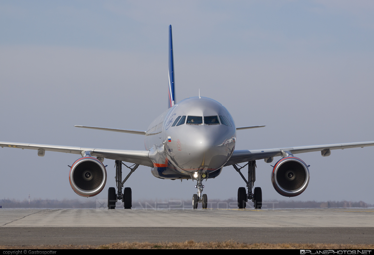 Airbus A321-211 - VQ-BTT operated by Aeroflot #a320family #a321 #aeroflot #airbus #airbus321