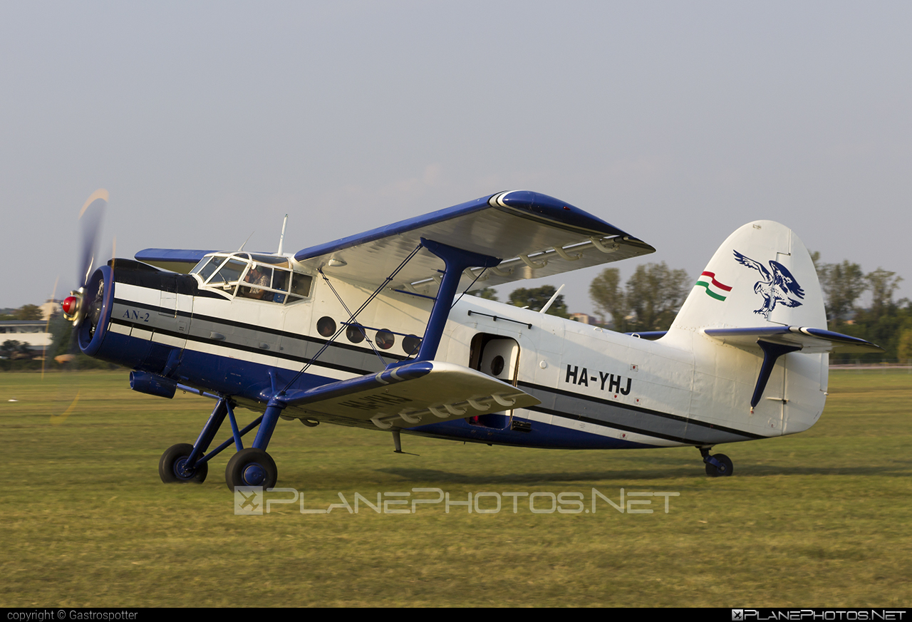 PZL-Mielec An-2TP - HA-YHJ operated by Fly-Coop #an2 #an2tp #antonov2 #pzl #pzlmielec