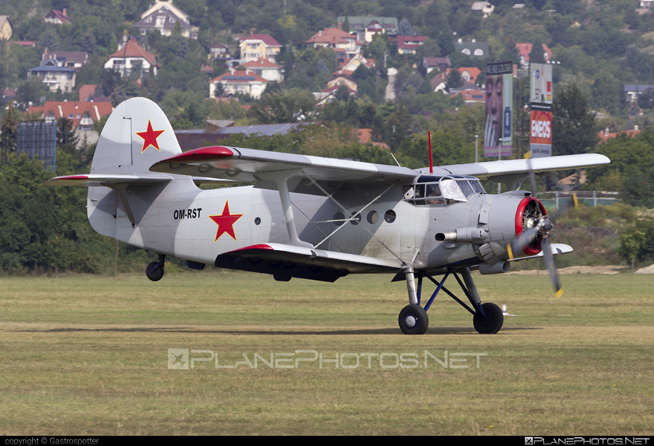 Antonov An-2TD - OM-RST operated by Private operator #an2 #an2td #antonov #antonov2
