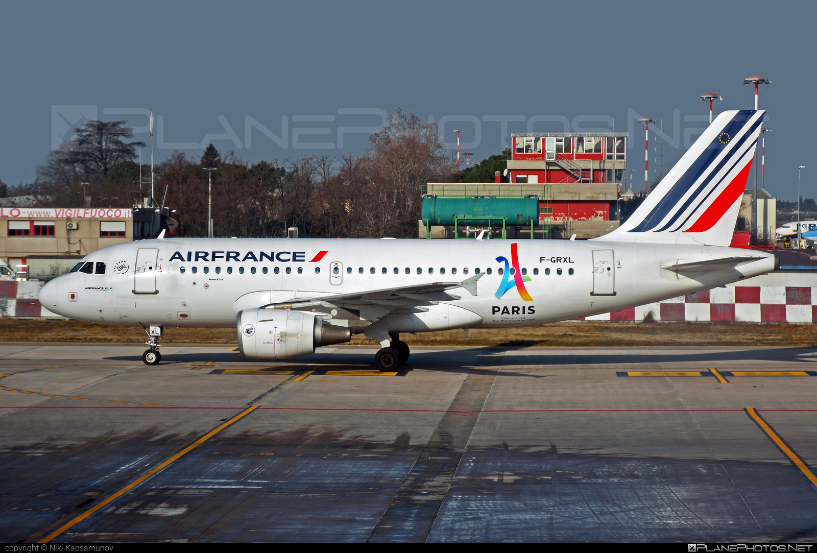 Airbus A319-111 - F-GRXL operated by Air France #a319 #a320family #airbus #airbus319 #airfrance