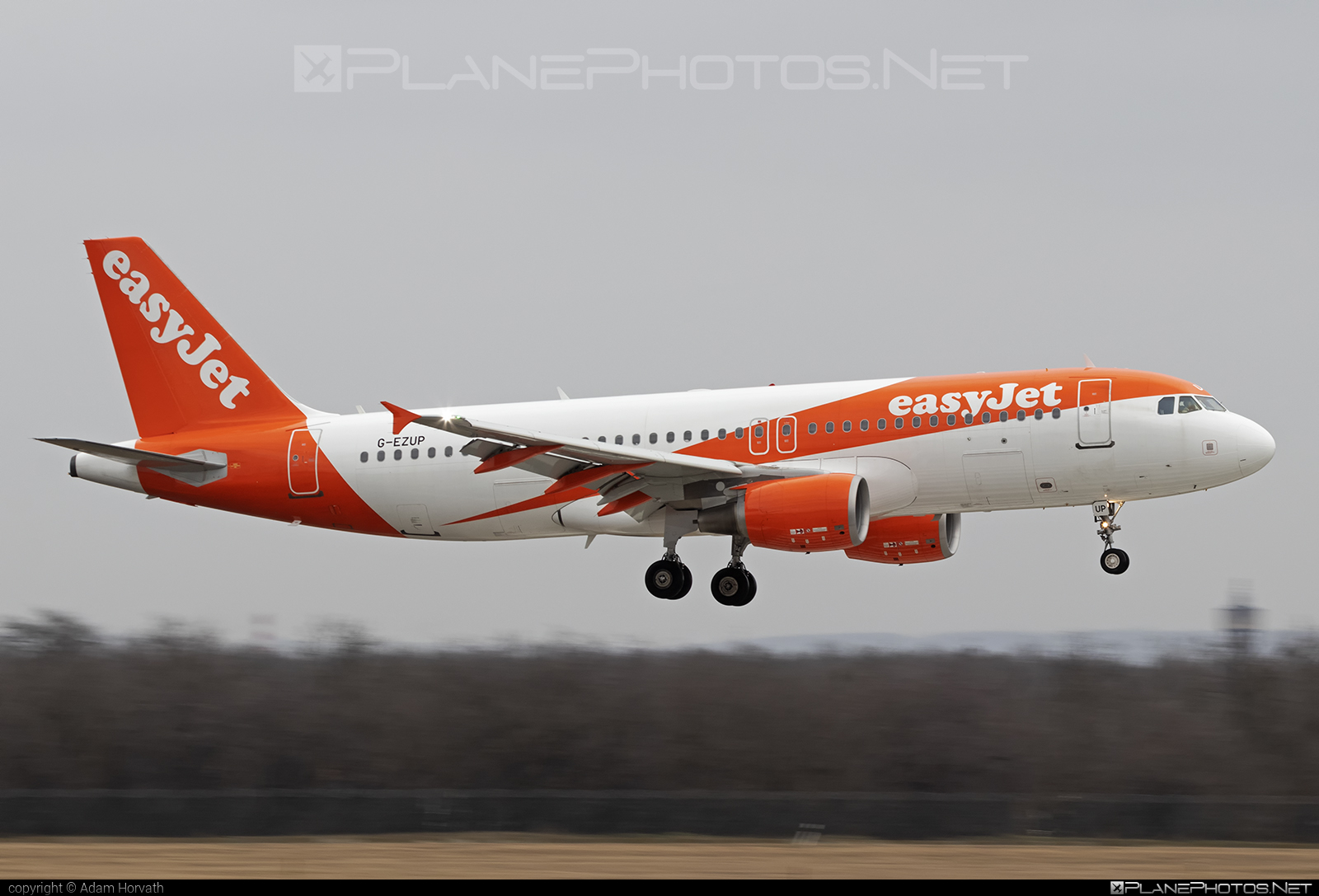 Airbus A320-214 - G-EZUP operated by easyJet #a320 #a320family #airbus #airbus320 #easyjet