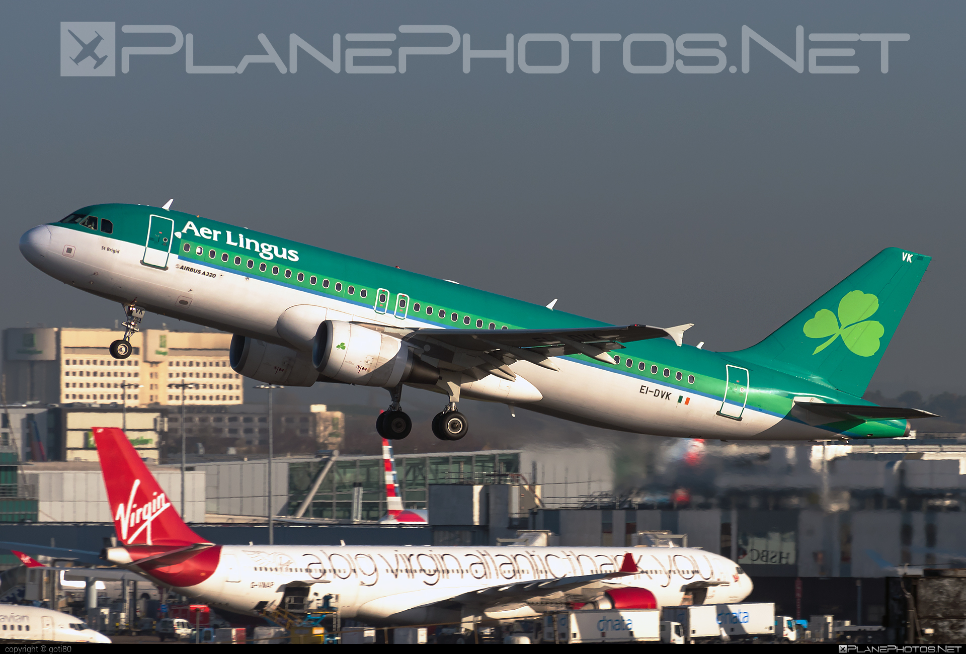 Airbus A320-214 - EI-DVK operated by Aer Lingus #a320 #a320family #aerlingus #airbus #airbus320