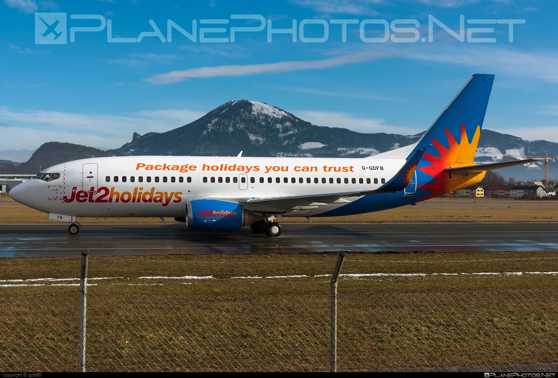 Jet2 Boeing 737-300 - G-GDFB #b737 #boeing #boeing737 #jet2