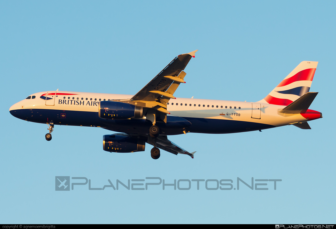 Airbus A320-232 - G-TTOB operated by British Airways #a320 #a320family #airbus #airbus320 #britishairways